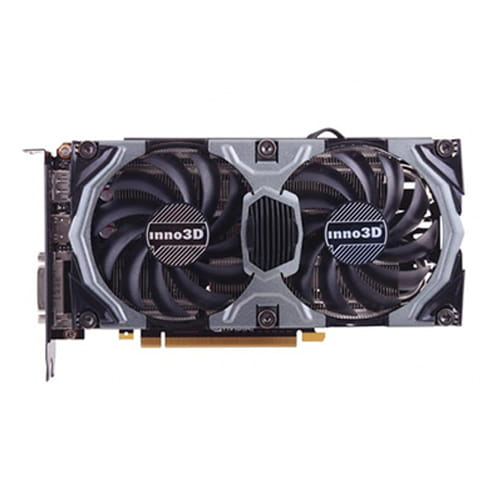 Inno3D GeForce GTX 960 OC HerculeZ X2 2Gb GDDR5