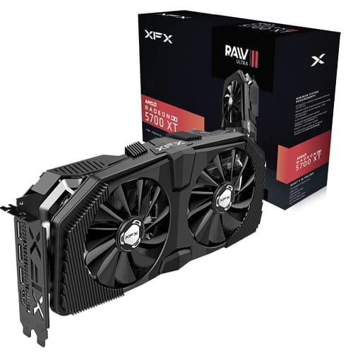 XFX RX 5700 XT Raw II Ultra 8Gb GDDR6