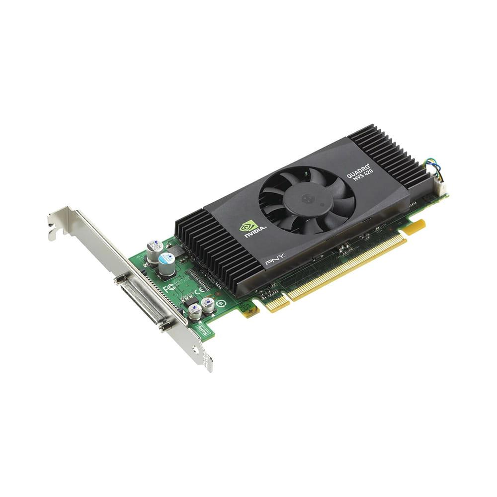 PNY Quadro NVS 420 DisplayPort 512Mb GDDR3. BULK.