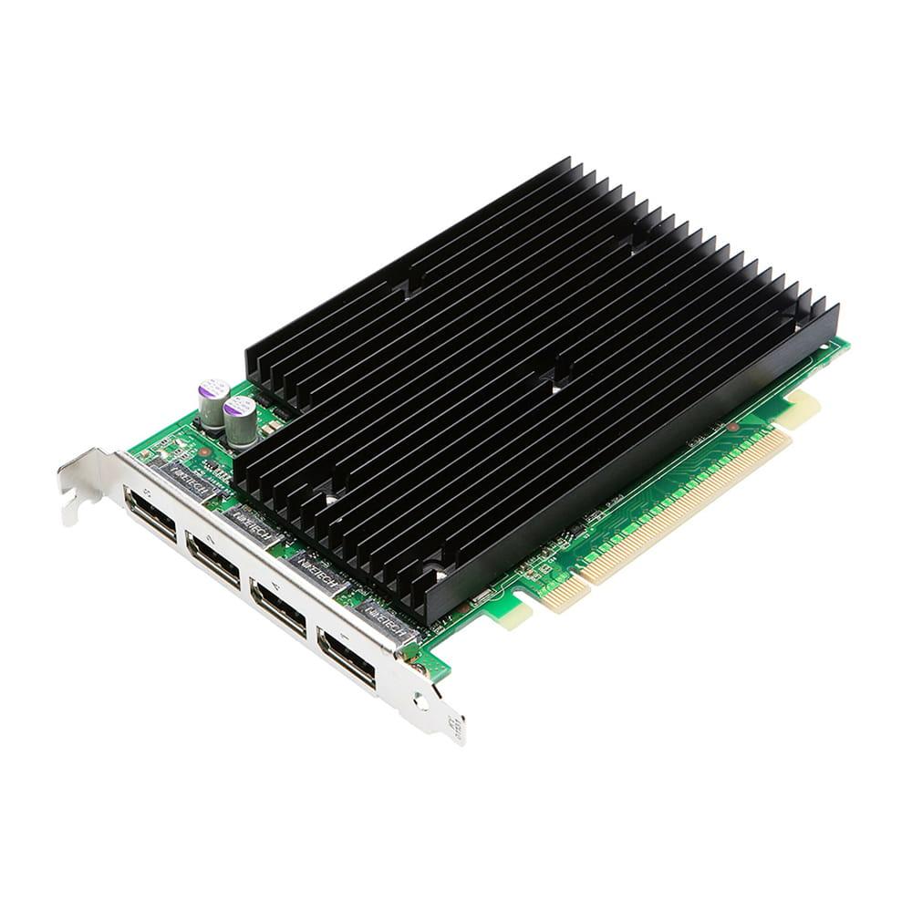 PNY Quadro NVS 450 512Mb GDDR3. BULK.