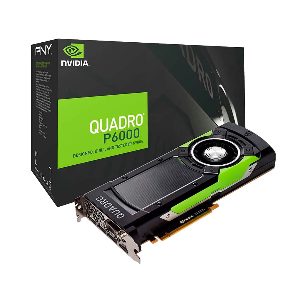 PNY Quadro P6000 24Gb GDDR5X