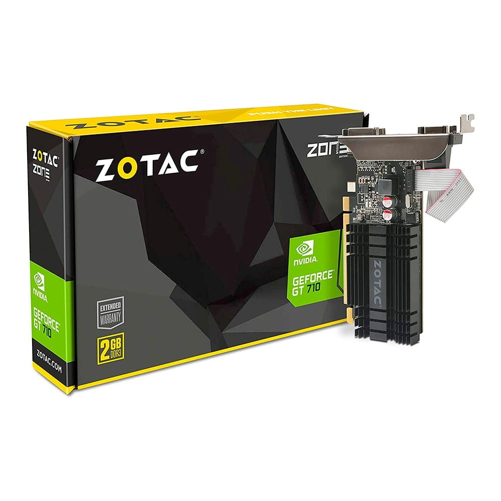 Zotac GT 710 2Gb GDDR3