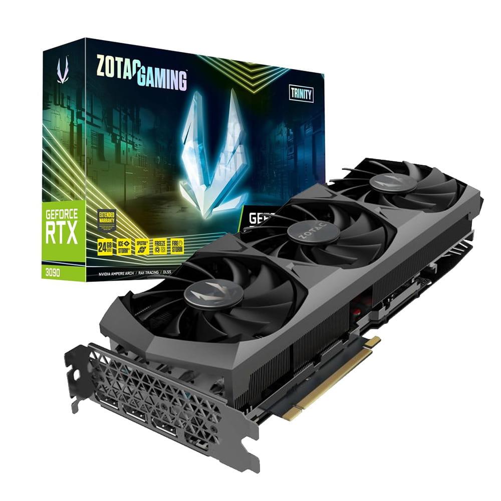 Zotac GeForce RTX 3090 Trinity 24GB GDDR6X PCIe 4.0x16