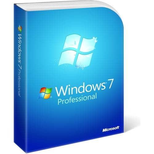 Windows 7 Profesional OEM 64 BIT