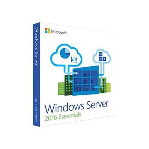 Windows Server 2016 Essentials OEM 64 Bit Spanish 1-2CPU