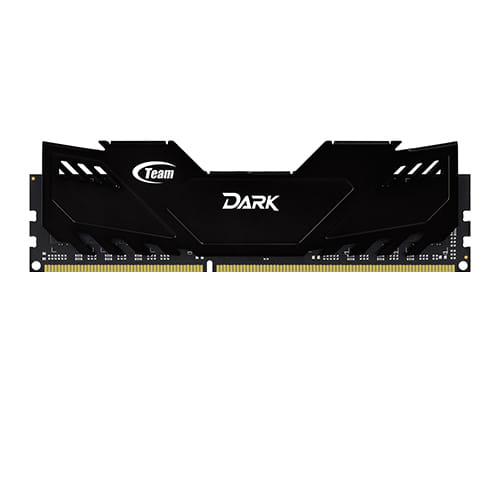 Team Dark Black 4Gb DDR3 1600Mhz - REFURBISHED