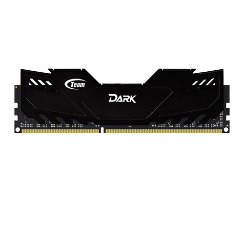 Team Dark Black 8Gb DDR3 1600Mhz 1.5V