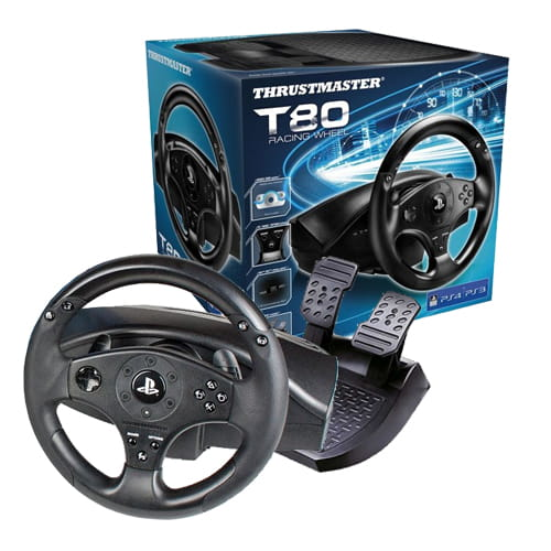 Thrustmaster Volante T80 RW PS4/PS3