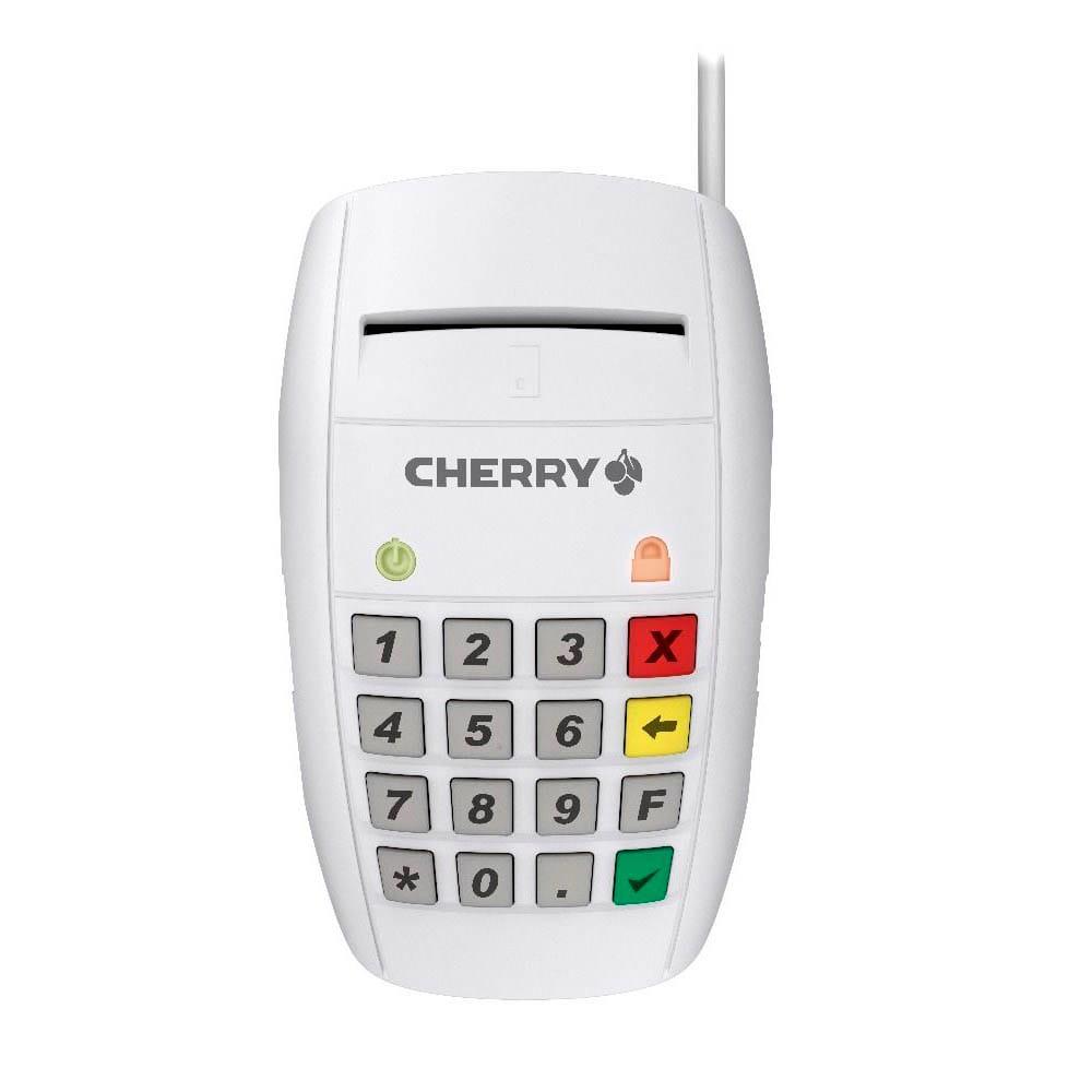Cherry SmartTerminal ST-2100 Blanco