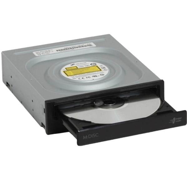 Lg GH24NSD5 DVD-RW 5.25 SATA Negro. BULK.
