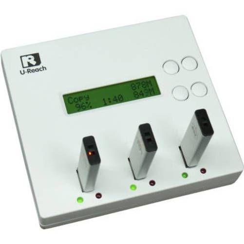 Duplicadora Portátil UReach para USB 1 a 2. UB300