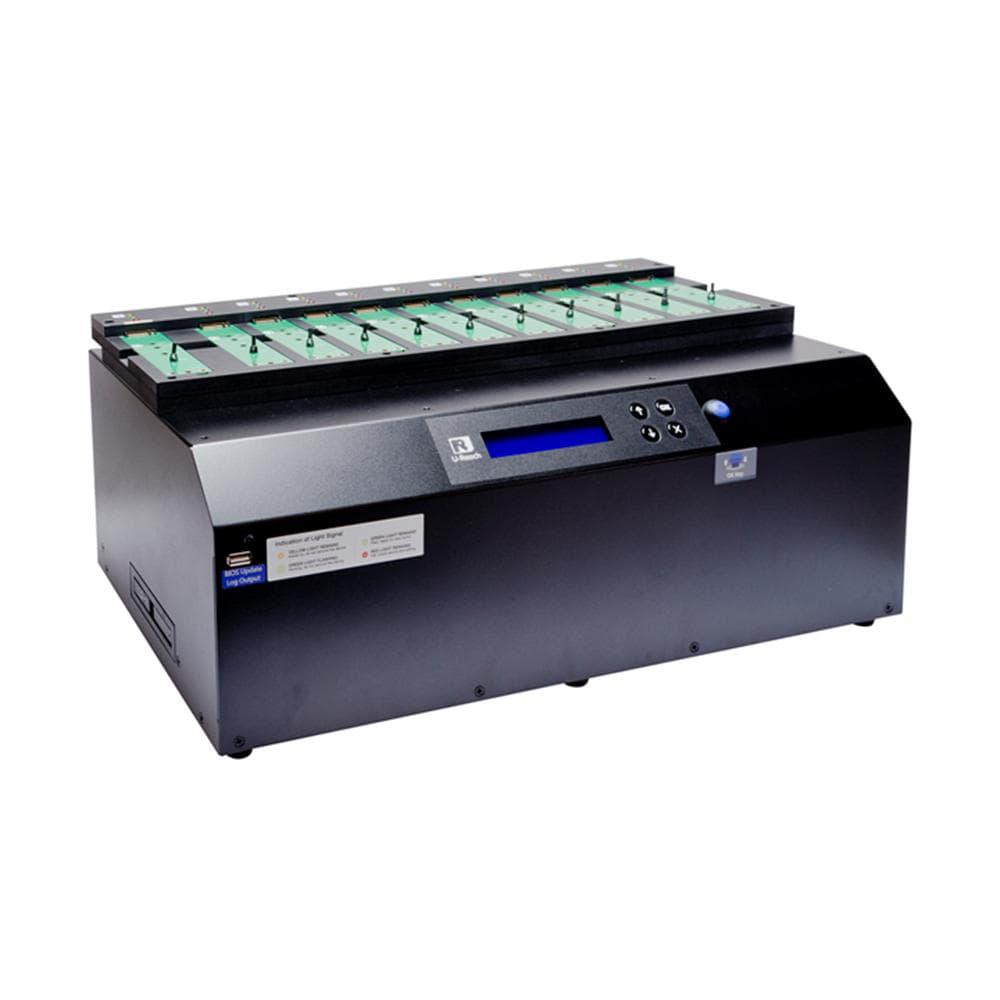 Ureach Duplicadora  1:10 NVMe M.2 24GB/min