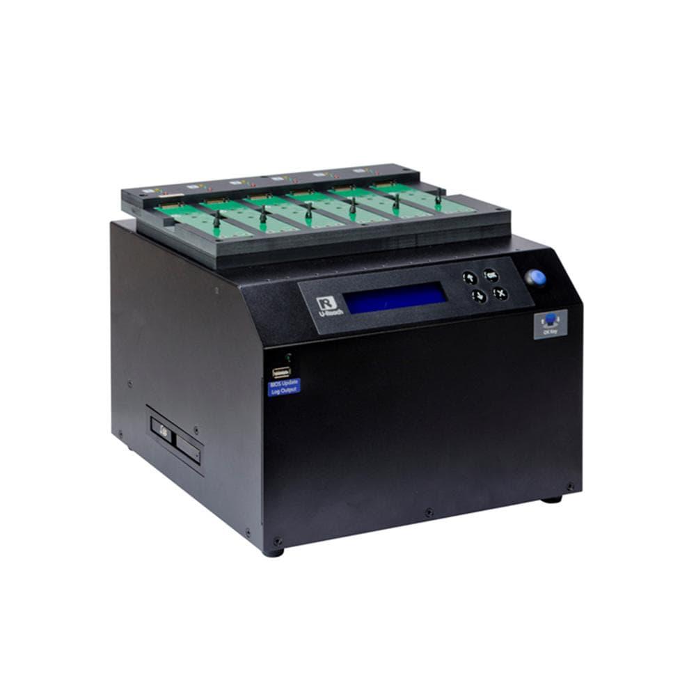 Ureach  Duplicadora  1:5 NVMe M.2 24GB/min