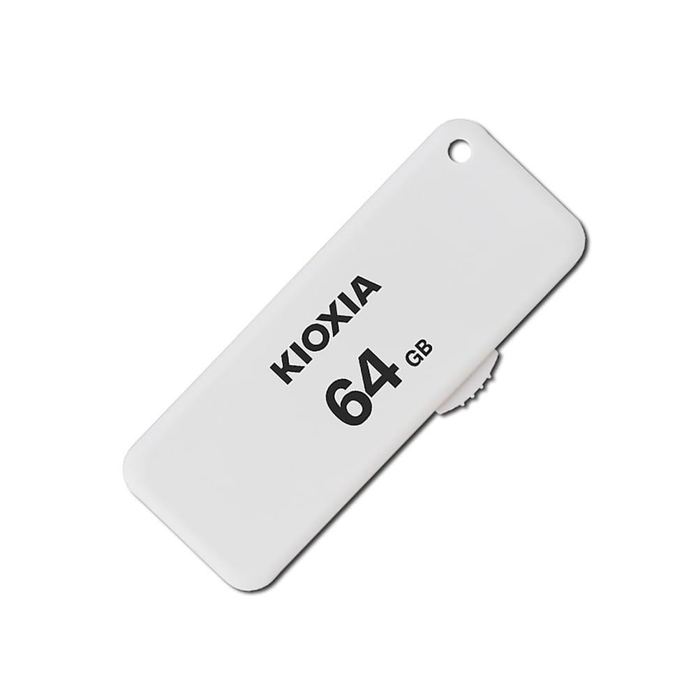 Kioxia TransMemory U203 64Gb USB 2.0 Blanco