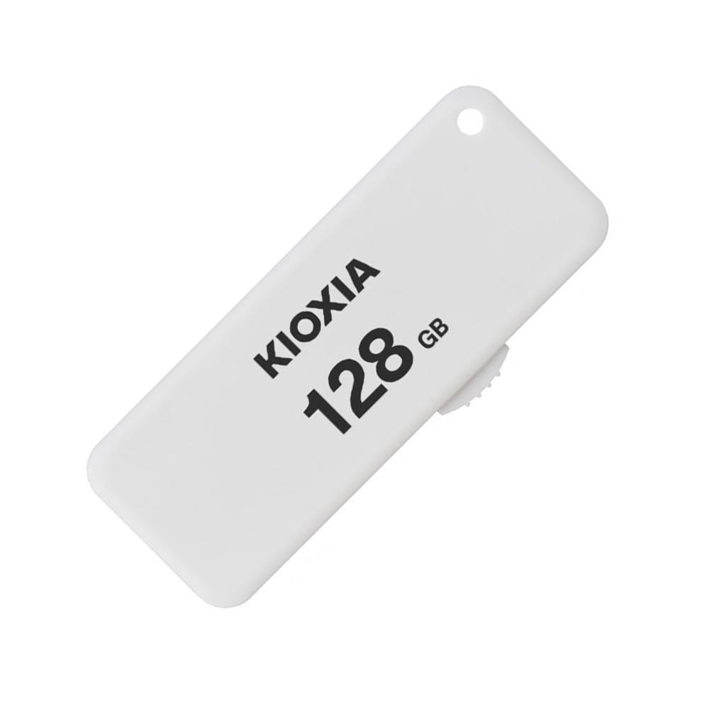 Kioxia TransMemory U203 128Gb USB 2.0 Blanco
