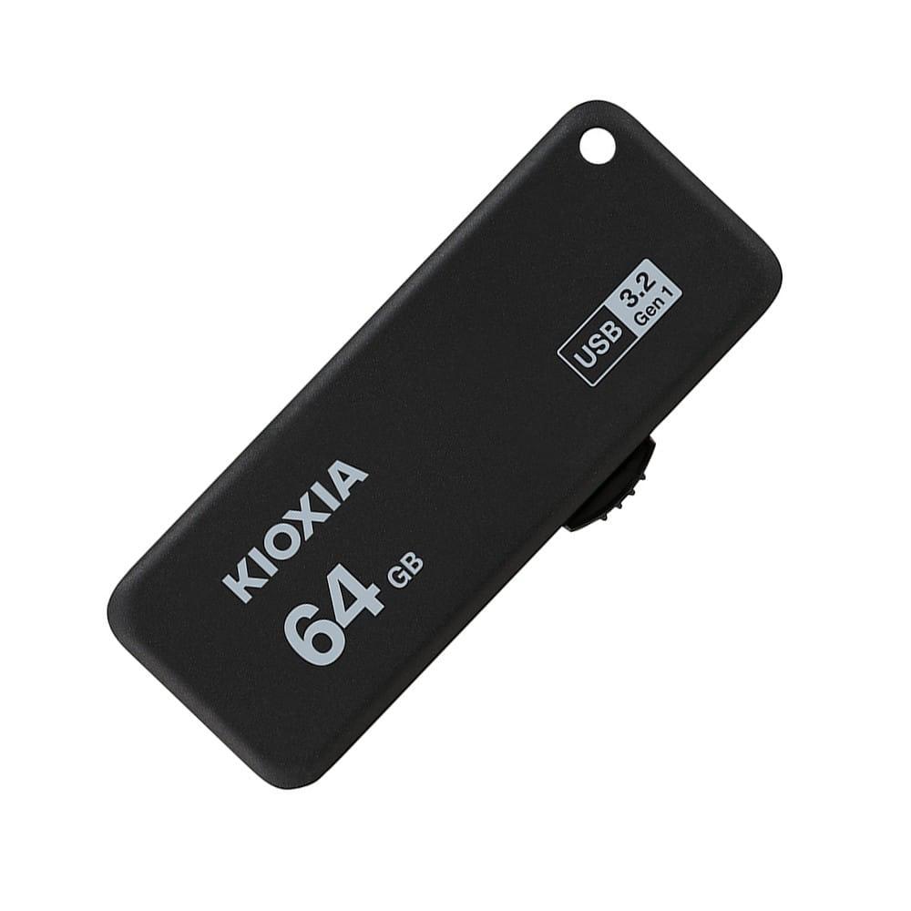 Kioxia TransMemory U365 64Gb USB 3.2 Negro
