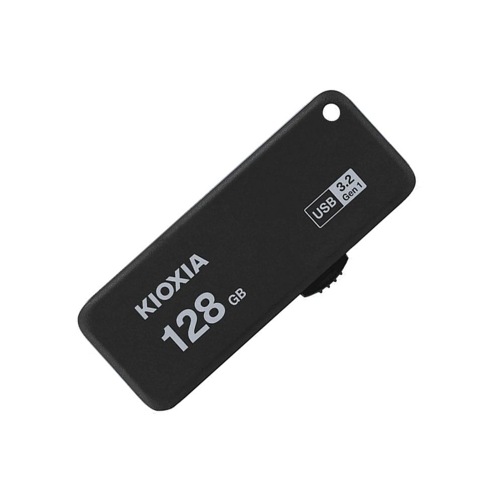 Kioxia TransMemory U365 128Gb USB 3.2 Negro