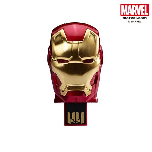 Cabeza Iron Man MARK42 8GB