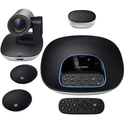 Logitech GROUP Kit de videoconferencia