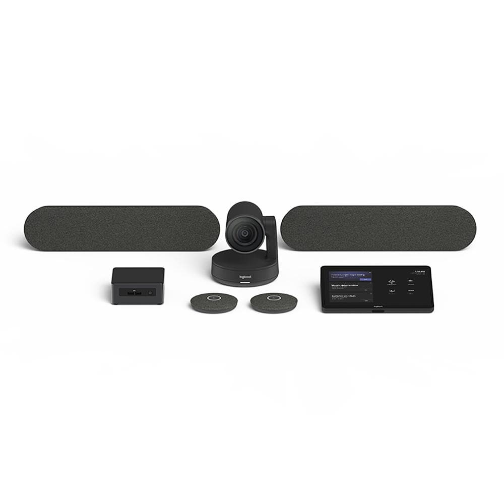 Logitech TAP-MS-LARGE Microsoft Room Solution