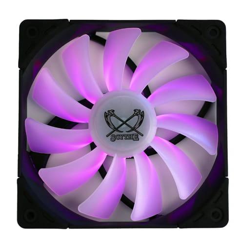 Scythe Kaze Flex 120 RGB 800rpm