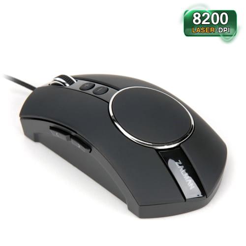 Zalman Eclipse GM3.Ratón 8200dpi